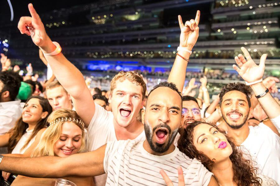 Top 5 tofste wereldwijde feesten